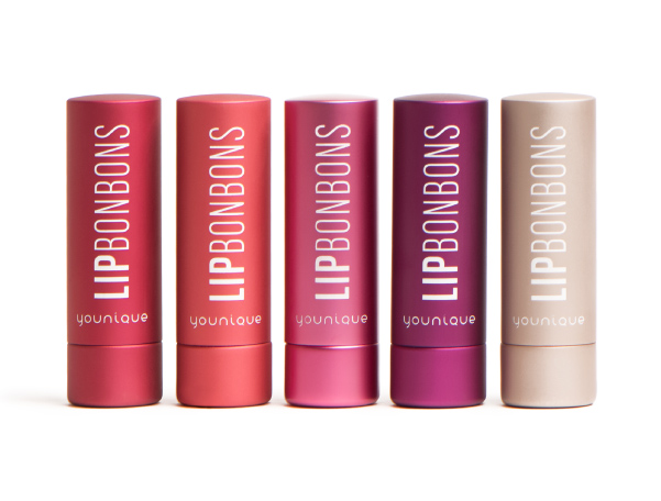 The best tinted lip balms come in packs of five.