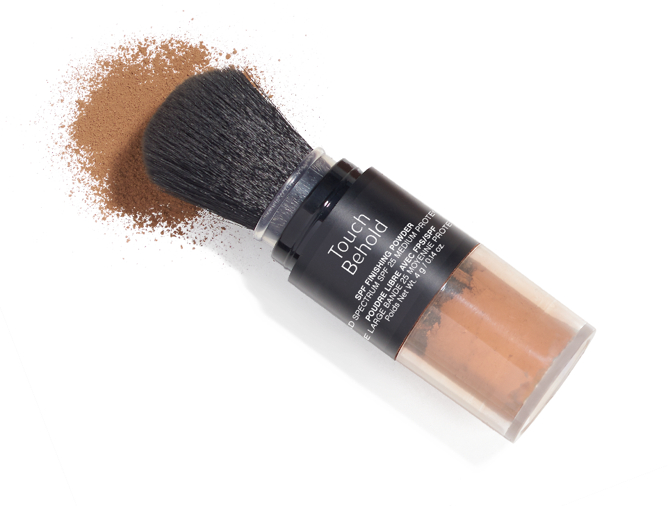 TOUCH BEHOLD® SPF 25 Broad Spectrum Finishing Powder