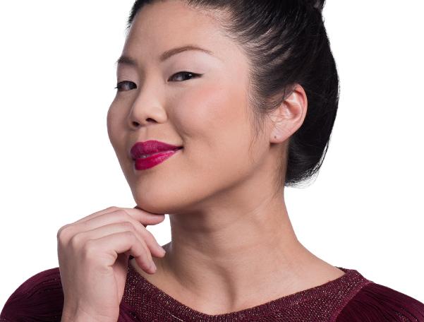 Moodstruck Minerals Stiff Upper Lip Lip Stain